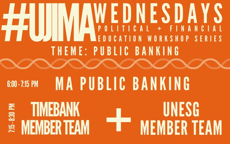 Ujima September 21 meeting invite